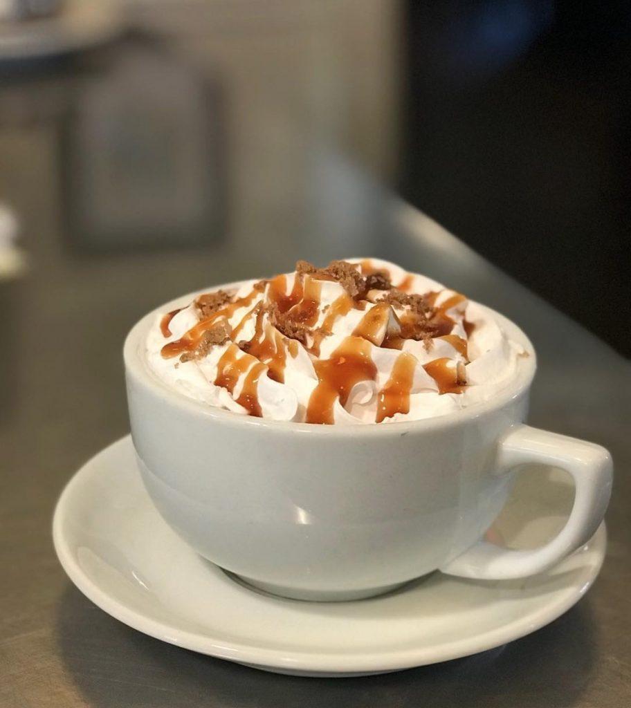 A Brown Sugar Caramel Latte Recipe