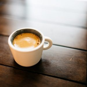 A Perfectly Brewed Cup Of Espresso