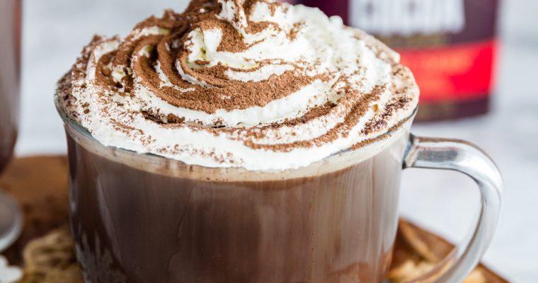 Bavarian Chocolate Latte
