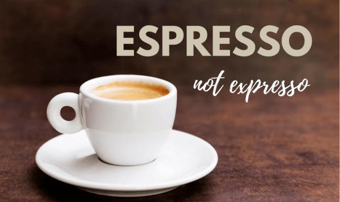 Espresso 101: The Basics