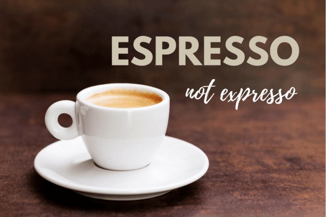 Espresso 101: The Basics