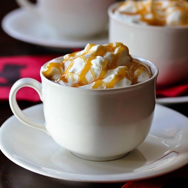 A Delicious Brown Sugar Caramel Latte