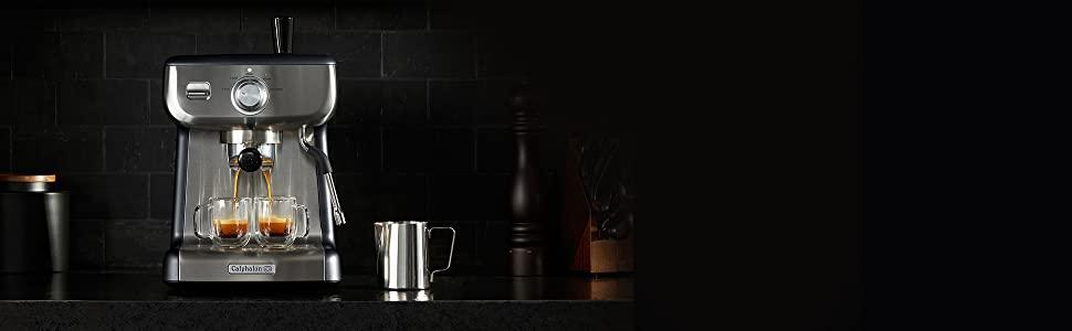 Calphalon Espresso Maker Benefits