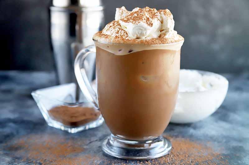 Chocolate Espresso Drink
