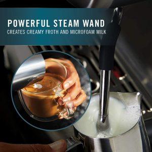 Espresso Machine Steam Wand