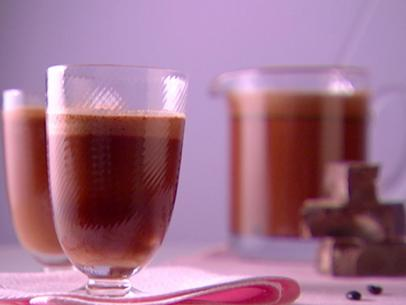 Potent Chocolate Espresso Drink