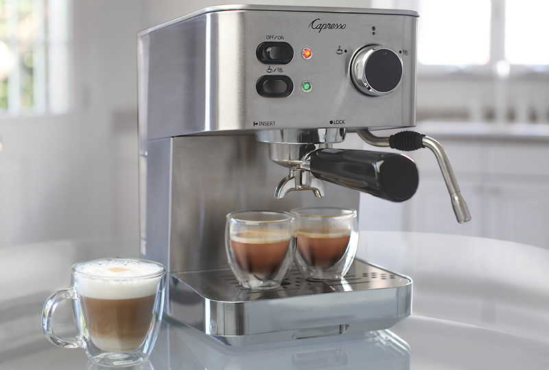 Buying Your Own Espresso Maker
