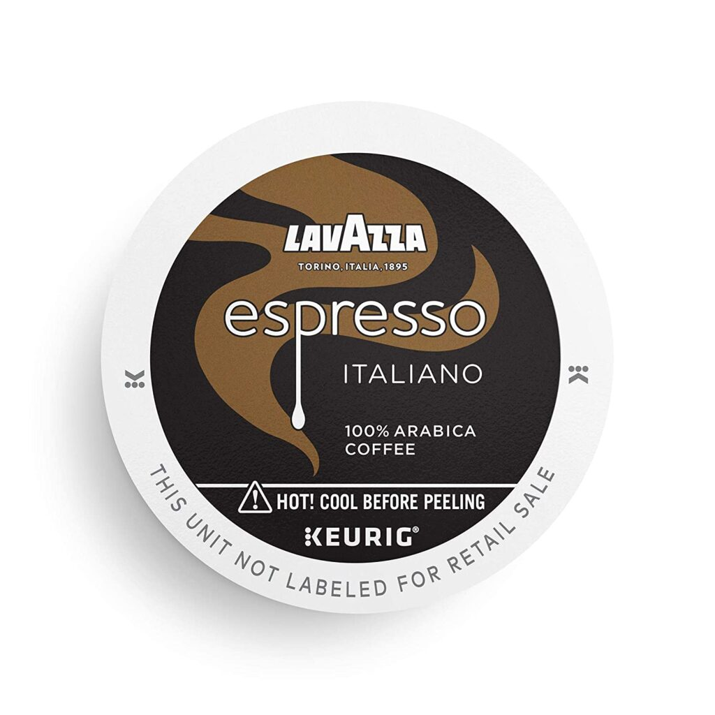LavAzza Espresso K Cups