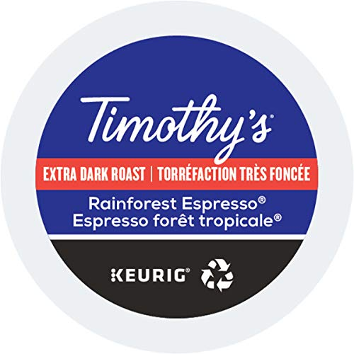 Timothys Rainforest Espresso
