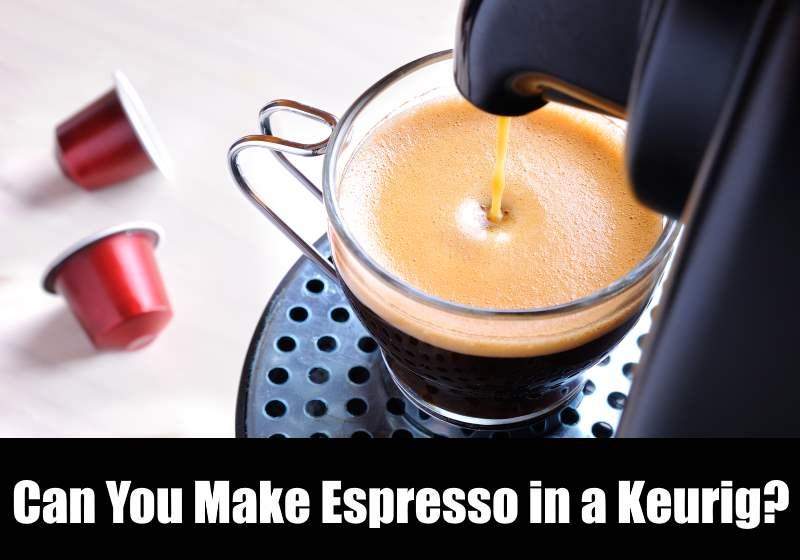 Some Good Espresso K Cups