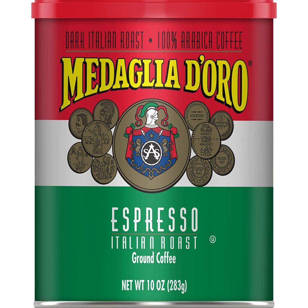 Medaglia D'Oro Italian Roast Ground Coffee