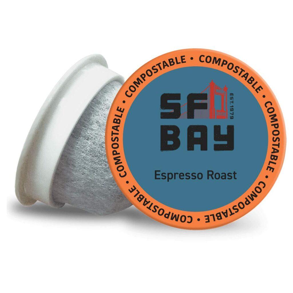SF Bay Espresso K Cups